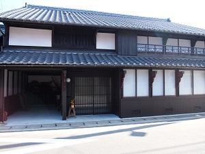 """古民家再生した松野町内の家1の画像""""old-matsuno1"""""""