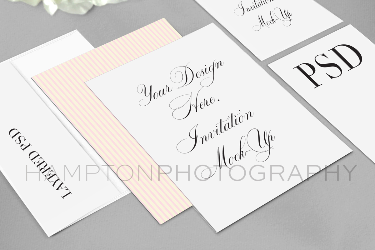 Fullsize Of Wedding Invitation Suite