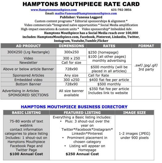hamptons mouthpiece rate card8_22 copy