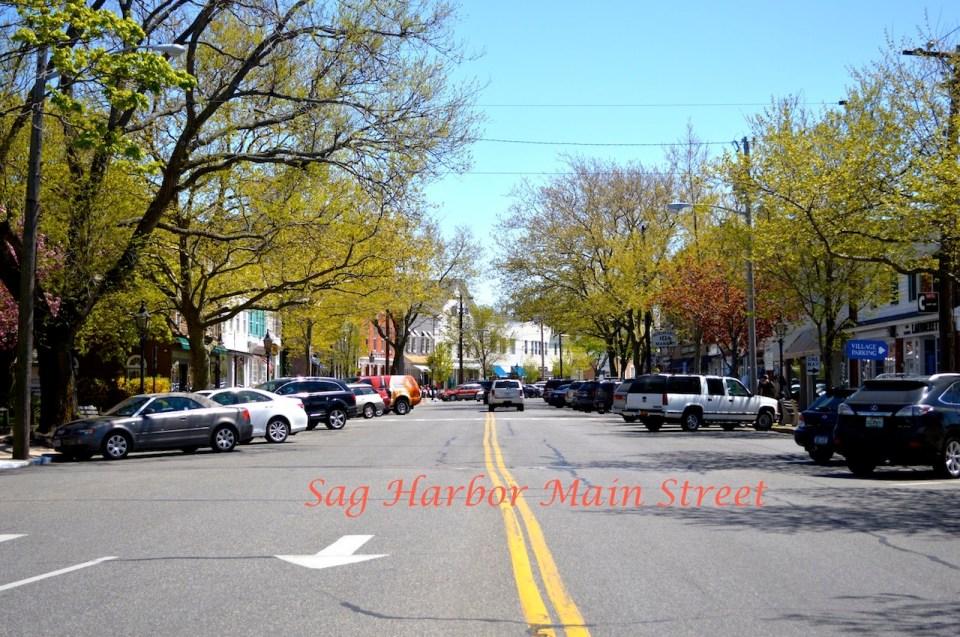 sag harbor main street