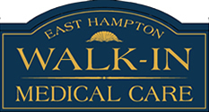 Walk In Medical CAre new sign