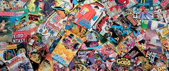 comic book event