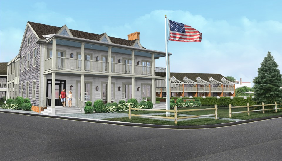 barons cove exterior rendering