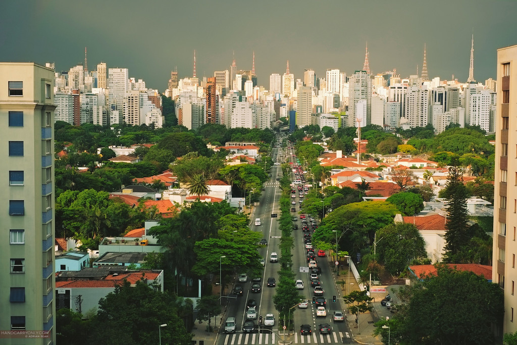 big city sao paulo The largest city of the largest country in South America