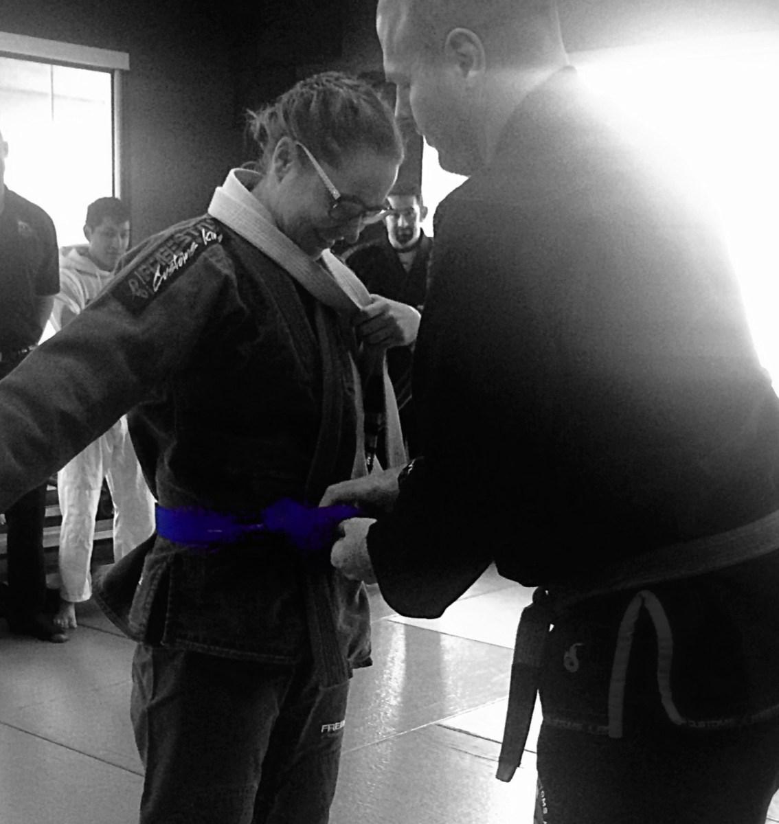 The Thing About Brazilian Jiu Jitsu