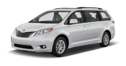 2014 Toyota Sienna LE – Rear Entry Van