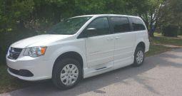 2014 Dodge Grand Caravan Side Entry