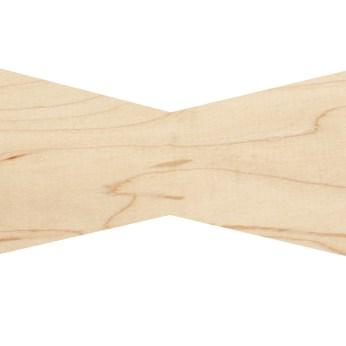 Maple bow-key
