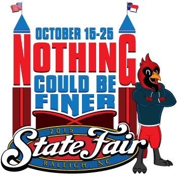 """2015 NC State Fair """"Nothing Could Be Finer"""""""