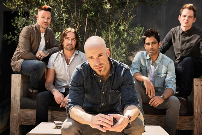 Daughtry is part of the 2016 Biltmore Summer Concert Series