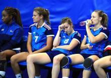 France - FRA CRO - Mondial 2016 Junior F