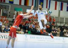 Melvyn Richardson - FRANCE SUI - premier tour Euro U20 2016