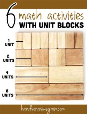 block-math-activities