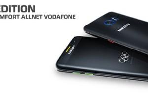 Galaxy S7 Edge Olympic Games Edition + Allnet + 2GB nur 29,99€ mtl.