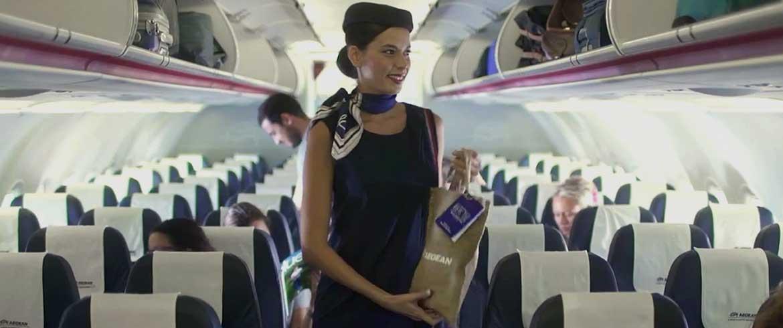 Μέλη πληρώματος θαλάμου επιβατών αναζητά η Aegean Airlines