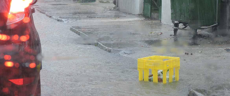 ΕΜΥ | Δελτίο επιδείνωσης του καιρού - Ισχυρές βροχές και καταιγίδες στη Δυτική Κρήτη