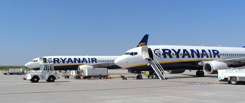 Ryanair | 17 νέοι προορισμοί - Εκπτωση 20% από Σεπτέμβριο έως Νοέμβριο