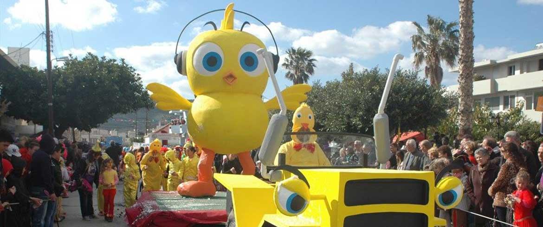 Κισσαμίτικο καρναβάλι 2018 | «Εσύ θα είσαι θεατής ή... καρναβαλιστής;»