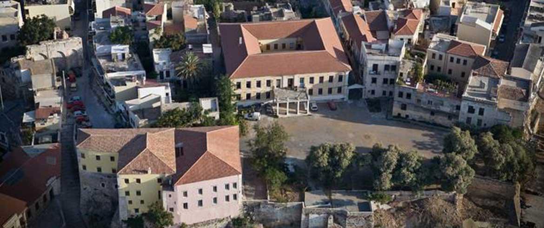 Χανιά | Τι είπε σήμερα η Μ. Βλαζάκη για τα κτήρια στον λόφο Καστέλι