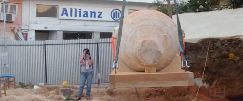 Χανιά | Σημαντικά αρχαιολογικά ευρήματα σε οικόπεδο στην οδό Περίδου