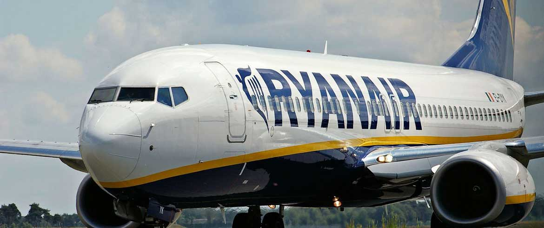 Ryanair | Νέα μεγάλη προσφορά από Χανιά για 27 προορισμούς!