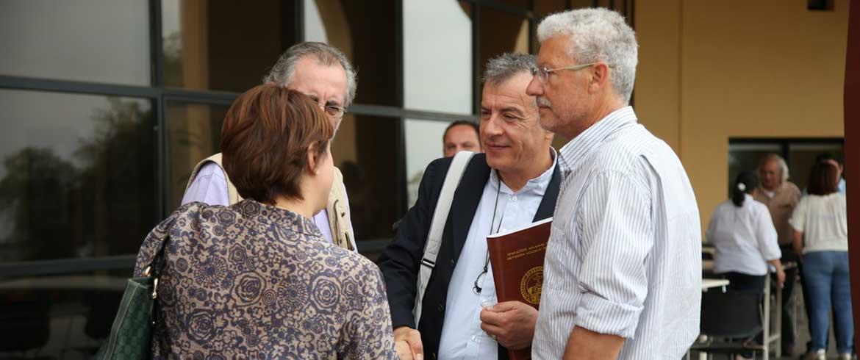 Αποκλείει υποψηφιότητά του στον Δήμο Χανίων ο Σταύρος Θεοδωράκης