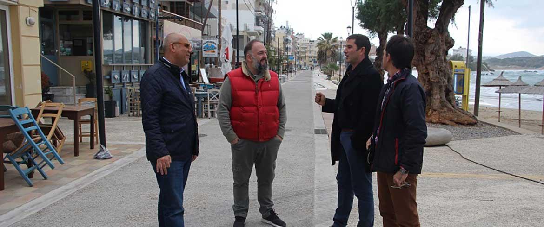 Δήμαρχος Χανίων: Τέλος του 2018 παραδίδεται το έργο στη Νέα Χώρα
