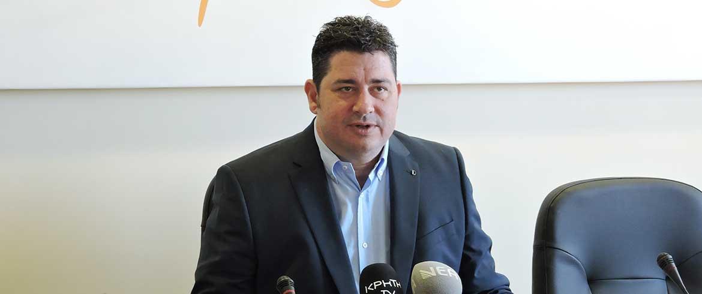 Ανακοίνωση Μαργαρώνη για τις εκλογές στο ΕΒΕΧ
