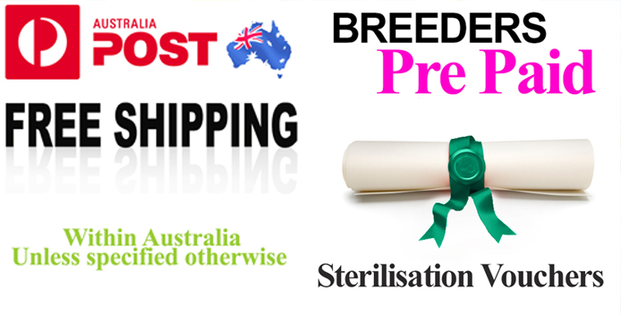 Pre Paid Sterilisation Vouchers