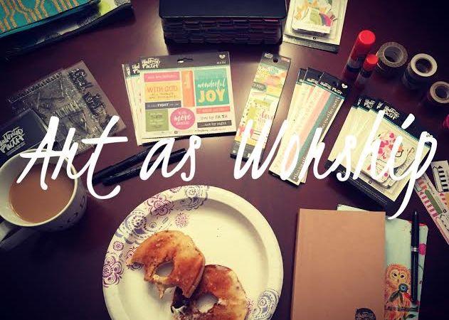 Journey Into Art Journaling