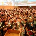 川島塾京都セミナーレポ!ハイアットリージェンシー京都で大新年会