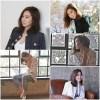 女優コン・ヒョジン、「Marie Claire」撮影現場のビハインドカットを公開