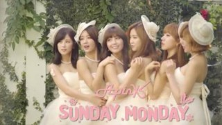 Apink、クリスマスシングル「SUNDAY MONDAY」日本語バージョンリリース