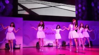 Apink、日本で2回目のファンミーティング「PINK DAY WITH U」を開催