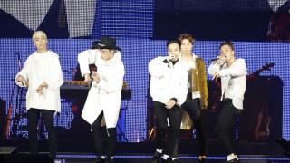BIGBANG、東京ドームファイナル。ツアー史上最多動員数91万人を記録