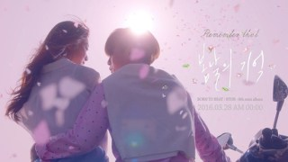 BTOB、「Remember That」タイトル曲「春の日の記憶」のMV公開