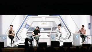 CNBLUE、日本メジャーデビュー5周年オフィシャルファンミーティング開催