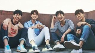 CNBLUE、6thミニアルバム『Blueming』の予告イメージ公開