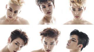 CROSS GENE、日本1stアルバム「YING YANG」&新ビジュアル公開