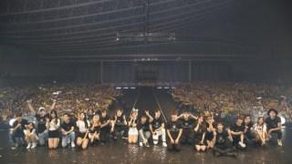幕張メッセで開催「FNC KINGDOM」FTISLAND、CNBLUEらがステージ披露