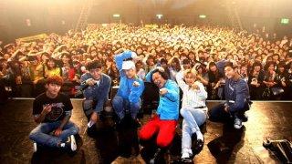 FTISLAND、「N.W.U」リリースイベントにブレイク芸人・永野が登場