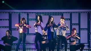 f(x)、初の日本4都市コンサートを盛況裏に終了