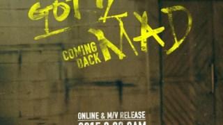 GOT7、9/29にニューアルバム『MAD』をリリースしてカムバック