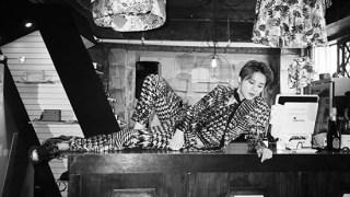 JYJジュンス、ニューアルバムのフューチャリングと作曲家のライナップ公開