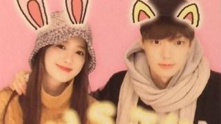 """""""5月に結婚""""ク・ヘソン&アン・ジェヒョンがインスタにカップル写真を公開"""