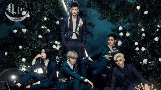 NU'EST、「Q is」音源公開、新曲「OVERCOME(女王の騎士)」MV公開