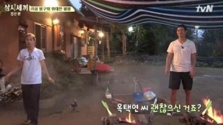 「三食ごはん」でテギョン(2PM)とパク・シネが再会。微笑ましいカップル誕生