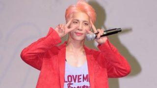 SHINee ジョンヒョン、ソロアルバム「チョア(She is)」リリース&MV公開