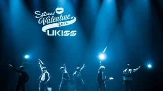 U-KISS、恒例の「バレンタインイベント」を横浜で開催