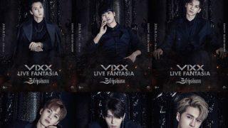 VIXX、単独コンサートのメンバー別ポスターを公開